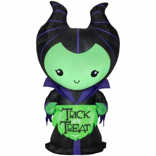 Airblown Inflatables Stylized Maleficent 5 Ft Tall🔥FREE SHIPPING+BRAND NEW🔥