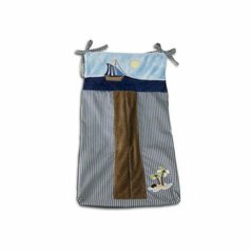 Ahoy Mate Diaper Stacker by NoJo