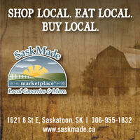 SaskMade is looking for a FT Asst. Manager