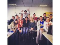 Friendly, native, CELTA qualified English teacher- individual or group classes