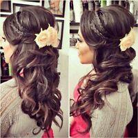 Looking for affordable hairstylist for bridal party