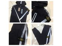 Brand New With Tags Men's Stone Island Relective Trackies £30 Each