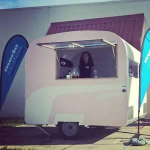 Woody Caravans Coffee Caravan /Gypsy Rain Coffee Nerang Gold Coast West Preview