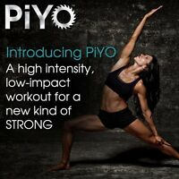 Piyo Live Classes in Stony Plain