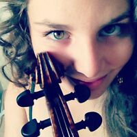 violin lessons for any level!