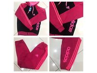 Brand New With Tags Ladies Adidas Fleece Tracksuits £30