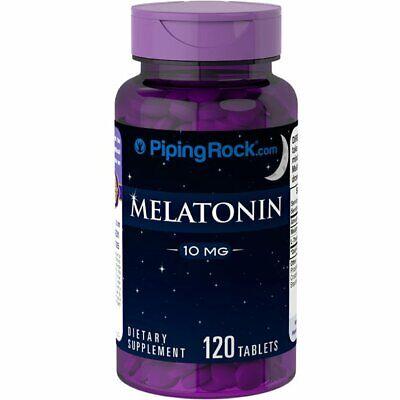MAX STRENGTH 10mg x120 Sleeping Pills Sleep Aid Tablets 🇬🇧 24h p&p from UK