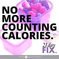 21 Day Fix Packs - sale ending