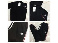 Brand New With Tags Men's Moncler Sweatshirt Tracksuits Black £30