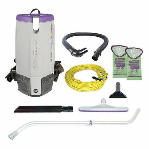 NEW!!  PROTEAM 107303 10 qt. 120V, 1108W Backpack Vacuum Cleaner