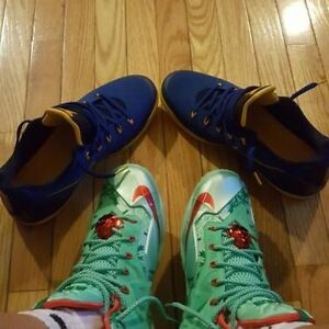 Trading or selling kobe 9 and lebron 11