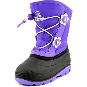 Brand New Kamik Toddler Snow Boots (Size 9T)