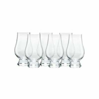 Glencarin Crystal Whiskey Glass, Set of 6