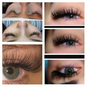 Eyelash extensionsdecor,keratin lift,eyelash/eyebrow tinting, West Island Greater Montréal image 7