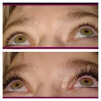 Any length,thickness,curl,color eyelash extensions:classic,3D&5D