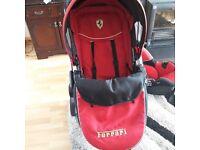 Ferrari pram