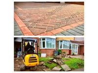 Quality Block paving pavers by J.M Property Maintenance and Quality Driveways