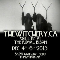 The Witchery @ Royal Bison Art & Craft Fair