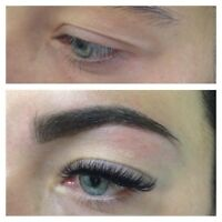 Eyelash Extensions/Keratin lash lift/promotions