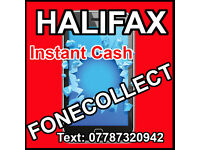 INSTANT CASH + COLLECTION for your working or broken mobile phone
