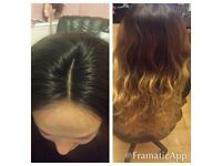 Box braids/Faux Locs/Cornrow/Weave Hair Extensions /Afro caribbean European /crochet/wigs/braiding