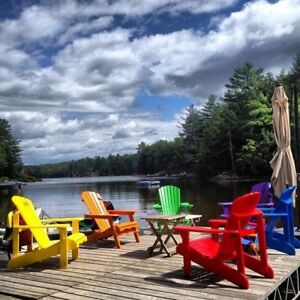 Muskoka Lakefront Family Cottage for Rent - Sleeps 8