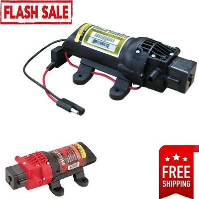Replacement High-flo Sprayer Pump 1.2 Gpm 60 Psi 12 Volt Pump - Fimco New