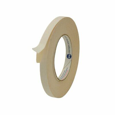 Ipg Intertape 591 Double Sided Flatback Paper Tape 12 In. X 36 Yds. Beige