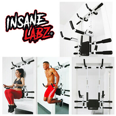 Home Gym - Full Portable Gym Package - Insane Labz