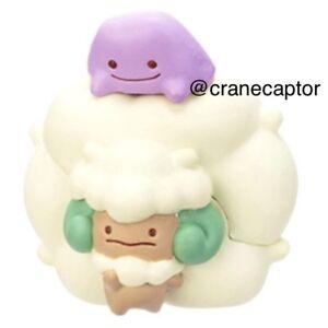 New Pokemon Center Japan Ditto Vol 6 Gashapon Gachapon Whimsicott Toy Figure