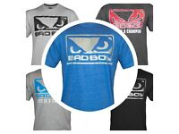 Bad boy Ufc/mma gym t shirts BNWT
