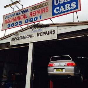 SZEPCO MOTORS ROOTY HILL MECHANIC Rooty Hill Blacktown Area Preview