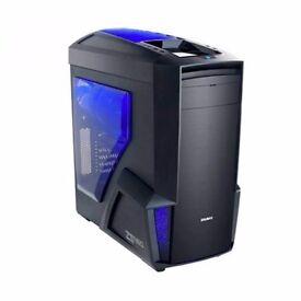REFURBISHED QUAD CORE GAMING PC