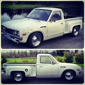Wanted Datsun Steep Side Box