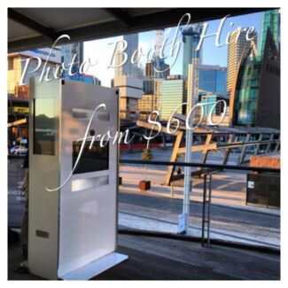 Photo Booth  Hire from $600*