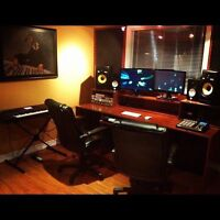 Home Recording studio sessions available