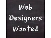 Web designers WANTED