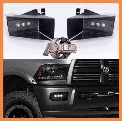 Putco HighPower LED Fog Lights 10 11 12 13 14 15 16 17 Dodge Ram 2500 3500 5500K
