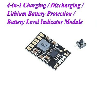 5V 2A Charge And Discharge Module 3.7V 4.2V Li-ion Battery Charge Boost Board