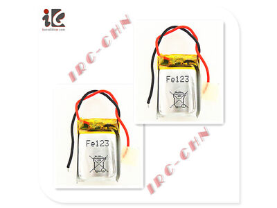 2X BATTERY 3.7V LI-POLY 160 mAH FOR SYMA S107G RC HELICOPTER In reserve PARTS S107-19