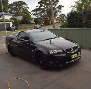 2011 Sv6 Holden ute series 2 Berkeley Vale Wyong Area Preview
