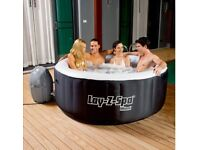 Lay-Z spa Miami jacuzzi hot tub