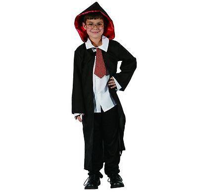 Zauberer Magier Kostüm Kinder Jungen Halloween Kostüm Kind - Magier Kostüm Kind
