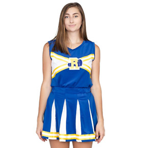Riverdale Vixen's Cheerleader High School Costume Outfit