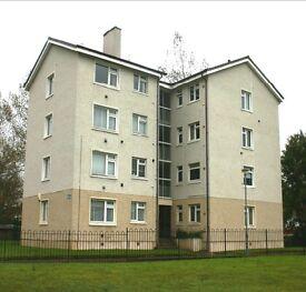 1 Bedroom, Unfurnished, 1st Floor Flat, West Mains, East Kilbride, Refurbished Block, Well Equipped