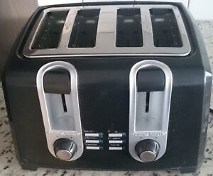 Black & Decker T4560B 4-Slice Toaster