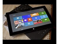 Laptop/Tablet Microsoft Surface RT 32GB Windows 8+Office+Backlit Keyboard Bluetooth/WIFi Touch