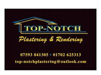 Top-Notch Plastering & Rendering