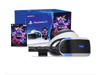 PS4 ve headset and controllers