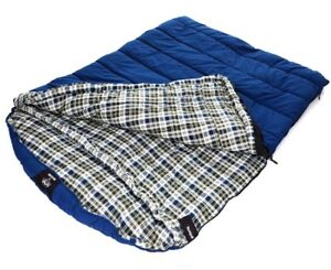 Grizzly 2 person Sleeping Bag for -25